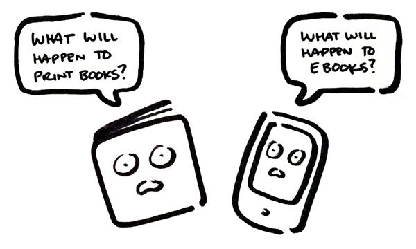 Disrupting Book Industry, Christine Nishiyama