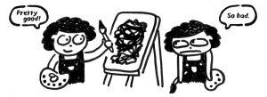What Makes Art Good? Christine Nishiyama, Might Could Studios.