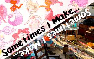 Sometimes I Make. Christine Nishiyama, Might Could Studios.